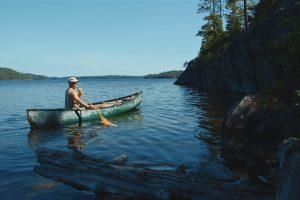 les in canoe