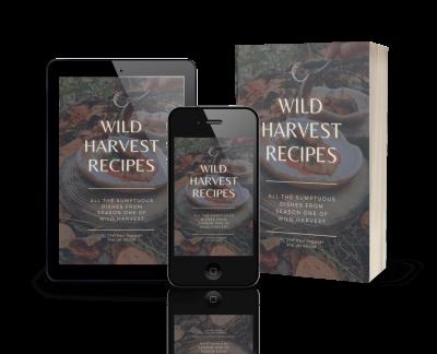 wild harvest cookbook cover